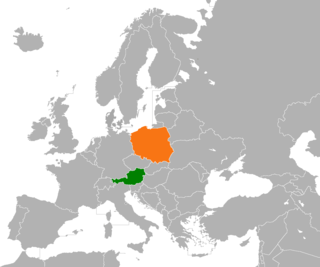 Diplomatic relations between the Republic of Austria and the Republic of Poland