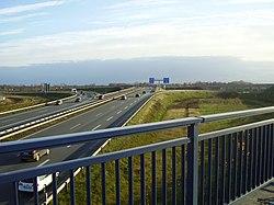 Autobahndreieck Stuhr 2008 01.JPG
