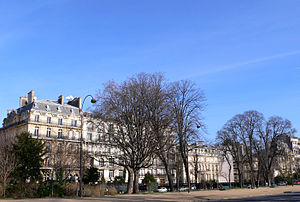 Avenue Foch - Image: Avenue foch paris