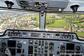 Avianca Fokker F50 HK-4468 aproximando a Popayán (PPN) (6598297707).jpg