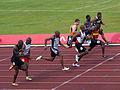 Aviva 100m Final 2010.jpg