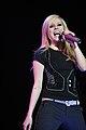 Avril Lavigne in Amsterdam, 2008 III.jpg