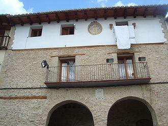 Palanques - Image: Ayuntamiento de Palanques (Castellón)
