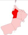 Az-Zahirah, Oman (2006 borders).PNG