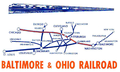 B&O Chicago-Washington Express route.png