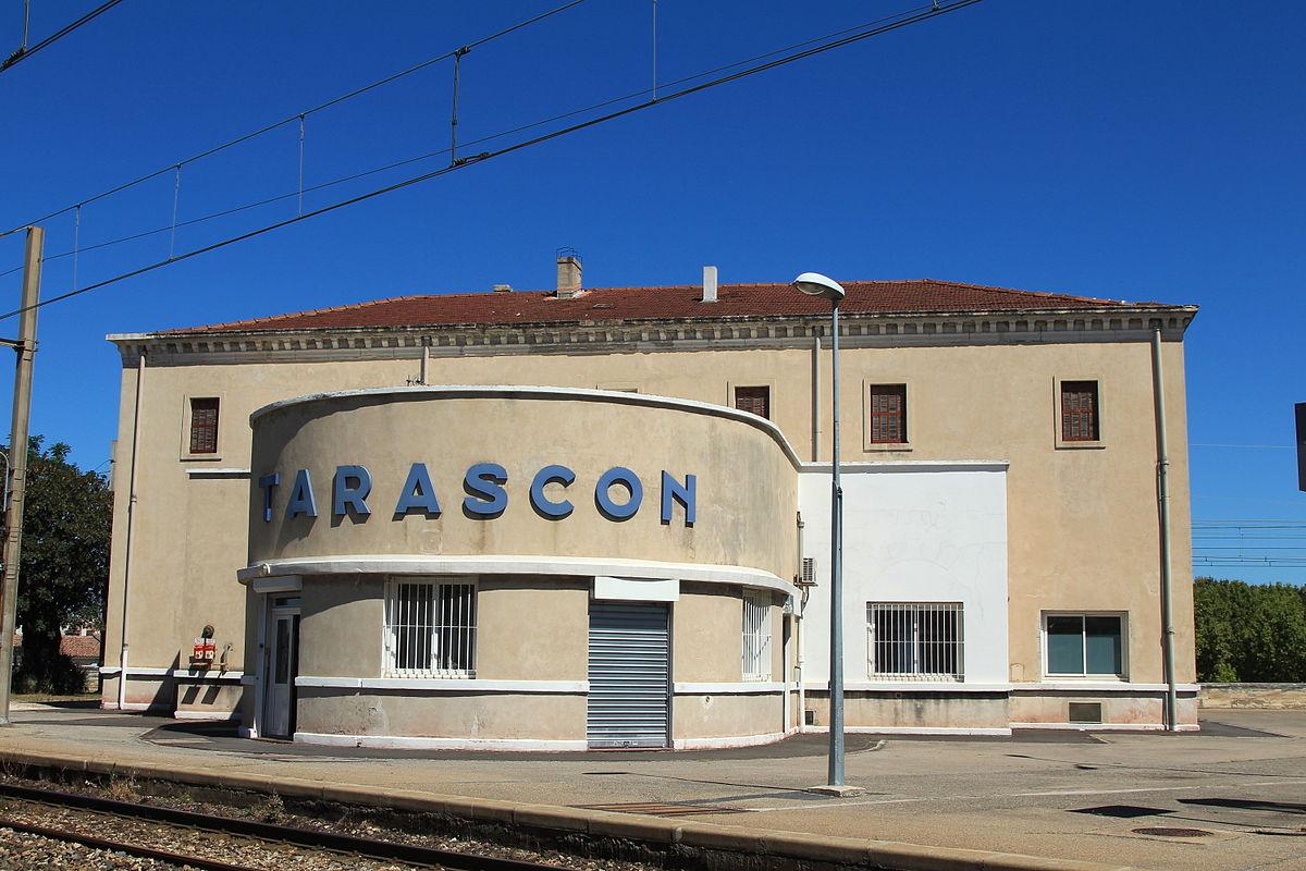 Gare de tarascon wikip dia - Office du tourisme de tarascon sur ariege ...