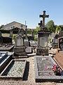 Béthelainville (Meuse) cimetière, tombes de guerre A.JPG
