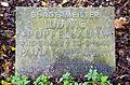 Bürgermeister Ludwig Poppelbaum (1866-1940) und Paula Riemann (1879-1949) auf dem Lindener Bergfriedhof in Hannover.jpg