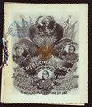 """BANQUET COMMEMORATING THE 100TH ANNIVERSARY OF THE CONSTITUTION (held by) HIBERNIAN SOCIETY OF PHILADELPHIA (at) """"ST. GEORGE'S HALL PHILADELPHIA, PA"""" (CLUB) (NYPL Hades-269629-474279).tiff"""