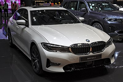 Bmw 3 Series G20 Wikiwand