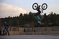 BMX Rider In Iran- Qom city- Alavi Park 14.jpg