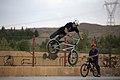 BMX Rider In Iran- Qom city- Alavi Park 16.jpg