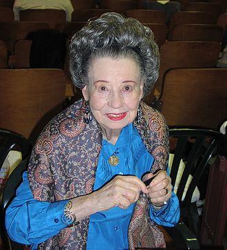 Diana Serra Cary - Diana Serra Cary in 2012
