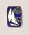 Badge. Yacht -Vilis Latsis-. Fish State Farm -May 9-. Latv SSR.png