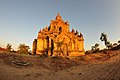 Bagan temple in the sunset.jpg