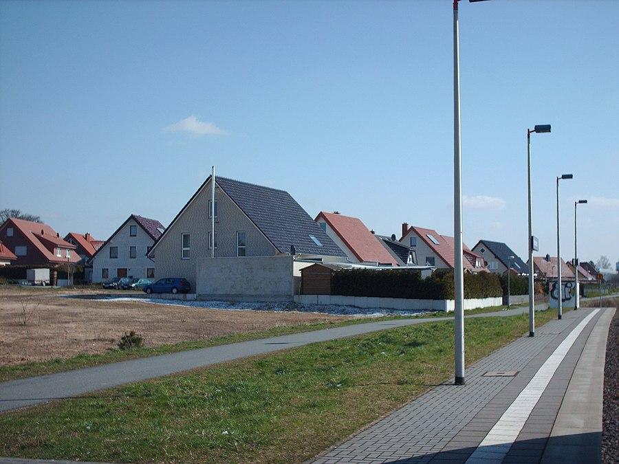 Künsebeck station