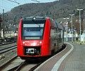 Bahnhof Weinheim - Alstom Coradia LINT 41 - 623-010 - 2019-02-13 14-23-12.jpg