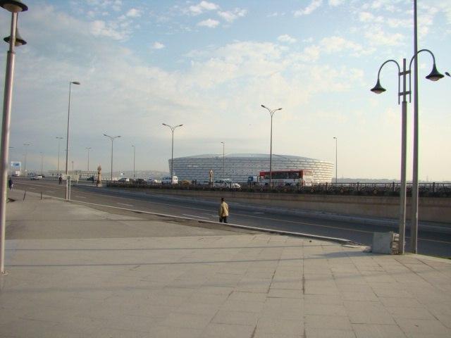 Bakı Olimpiya Stadionu 6