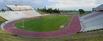1974 USA Outdoor Track and Field Championships - Bakersfield Memorial Stadium