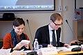 Baltijas Asamblejas Balvas literatūrā, mākslā un zinātnē Kopīgās žūrijas komisijas sēde (6242594025).jpg