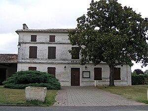 Balzac, Charente - The Town Hall