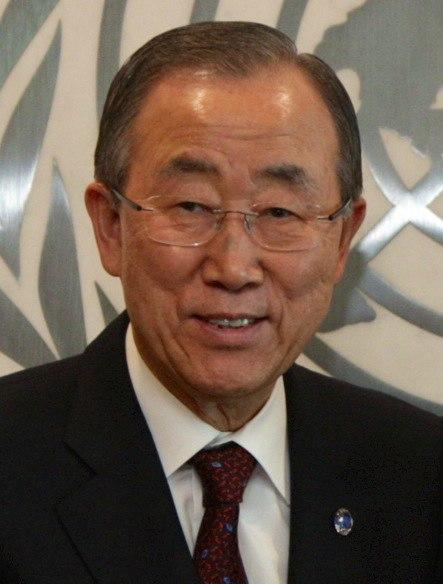 Ban Ki-Moon November 2014