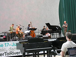 Bang on a Can All-Stars at World Financial Center 2012.jpg