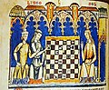 Barcelona MHCAT Templars playing chess 02.jpg