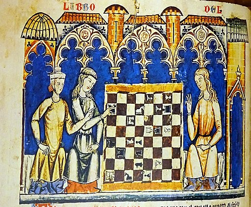 Barcelona MHCAT Templars playing chess 02