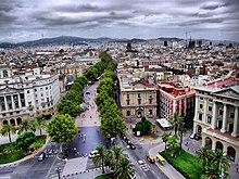 barcelone-ville - Photo