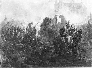 Anno 1568. De slag bij Heiligerlee