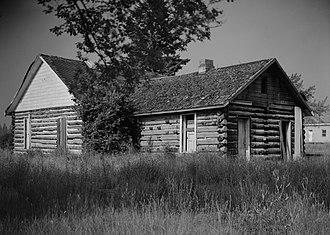 History of Missoula, Montana - Missoula Barracks