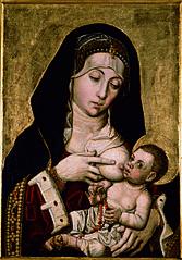 Nursing Madonna