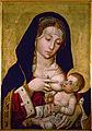 Bartolomé Bermejo, Mare de Déu de la Llet, Museu de Belles Arts de València.jpg