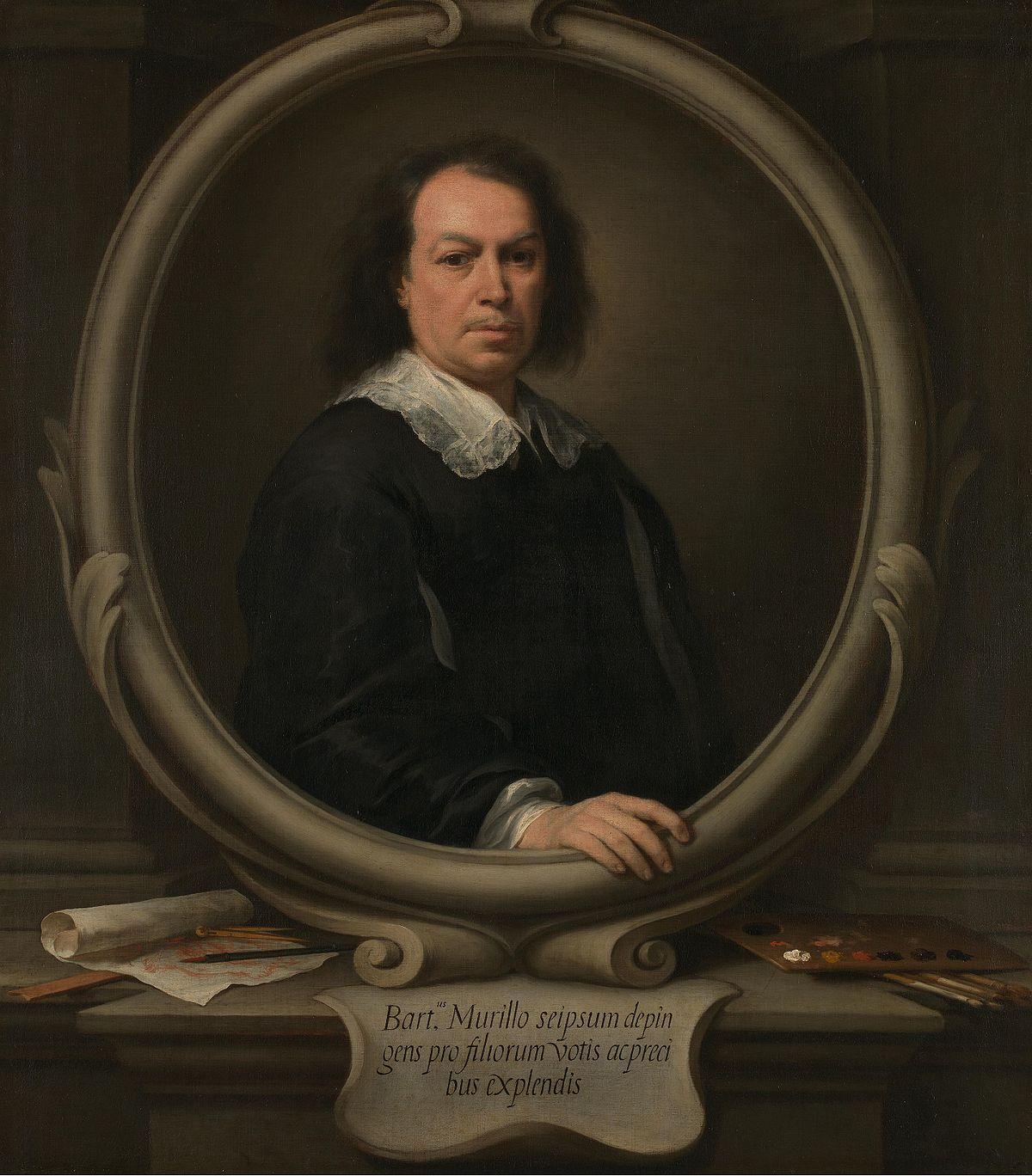 Bartolomé Esteban Murillo - Wikipedia, la enciclopedia libre