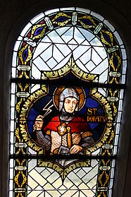 Barweiler St. Gertrud stained glass window169.JPG