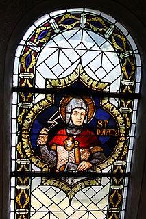 Donatus of Zadar Dalmatian saint