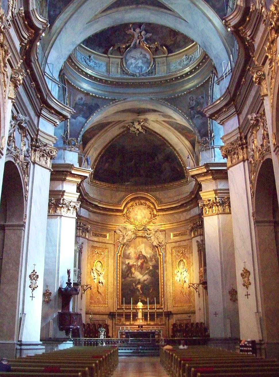 Basílica Pontificia de San Miguel (Madrid) 02