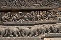 Base carvings - Lakshmi Narasimha Temple, Nuggehalli 07.jpg