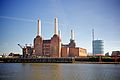 Battersea Power Station, via Wikipedia
