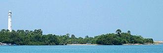 Batticaloa Lighthouse - Image: Batticaloa light house
