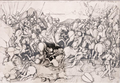 Battle of Clavijo by Martin Shongauer.png
