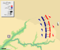 Battle of Yarmouk-day-1-ar.png