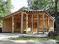 Baumwipfelpfad Neuschönau - dřevo.JPG