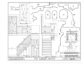 Baylis House, Bedford Green, Bedford, Westchester County, NY HABS NY,60-BED,3- (sheet 12 of 12).png