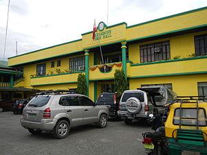 Bayombong - Bayombong Municipal Hall
