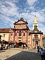 Bazilika Svatého Jiří, Pražský Hrad, Hradčany, Praha, Hlavní Město Praha, Česká Republika (48792047487).jpg