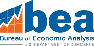 Bureau of Economic Analysis - Image: Bea final logo blue backing