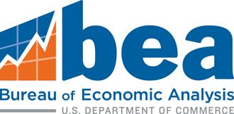 Bureau of Economic Analysis - Image: Bea final logo blue backing
