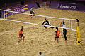 Beach volleyball at the 2012 Summer Olympics (7925257728).jpg